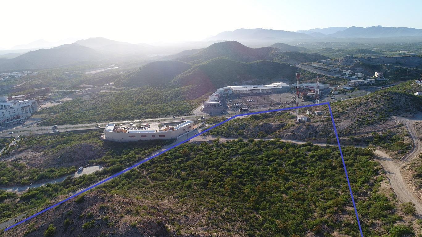 Las Antenas Cerro Colorado
