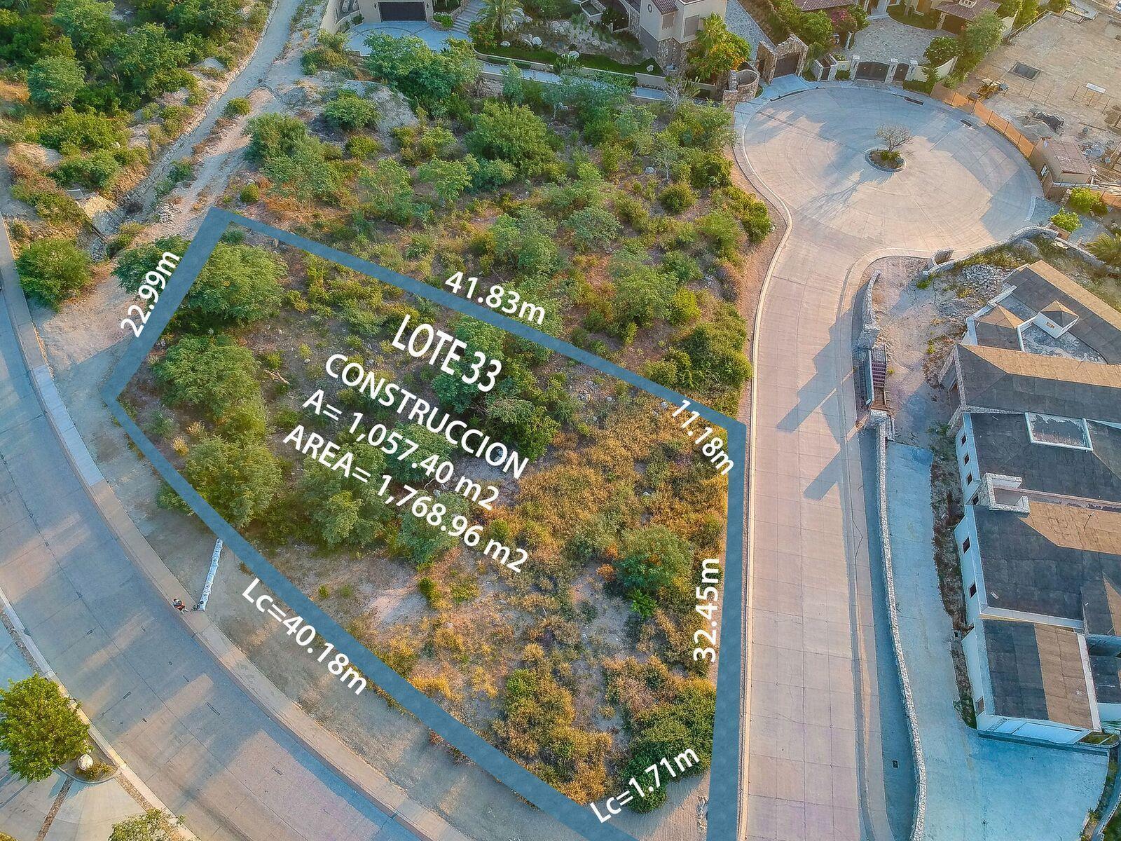 San Jose Corridor, ,Land,For Sale,Colinas 33, Querencia,18-1781