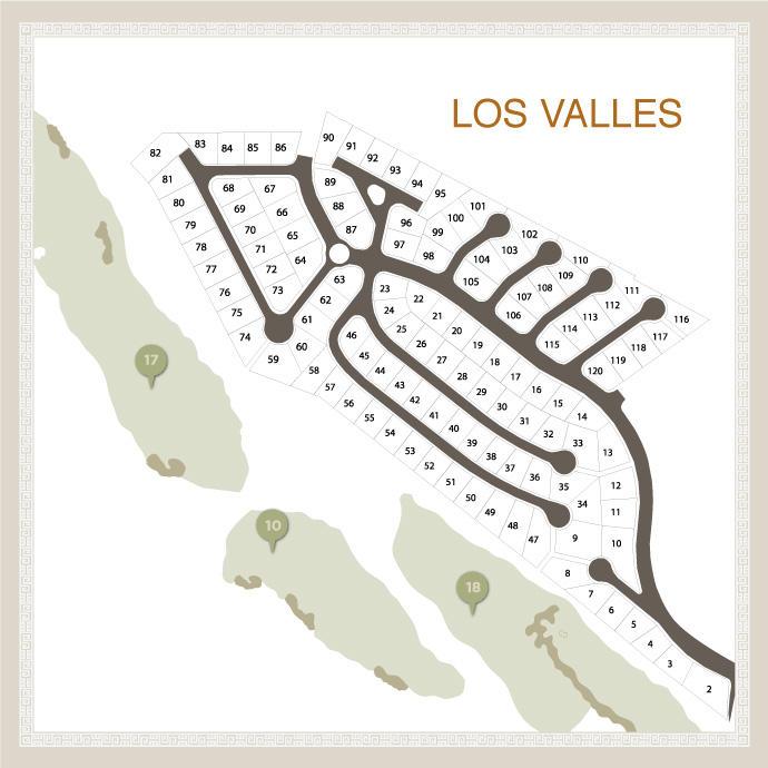 San Jose del Cabo, ,Land,For Sale,Valle del Eden,18-1783