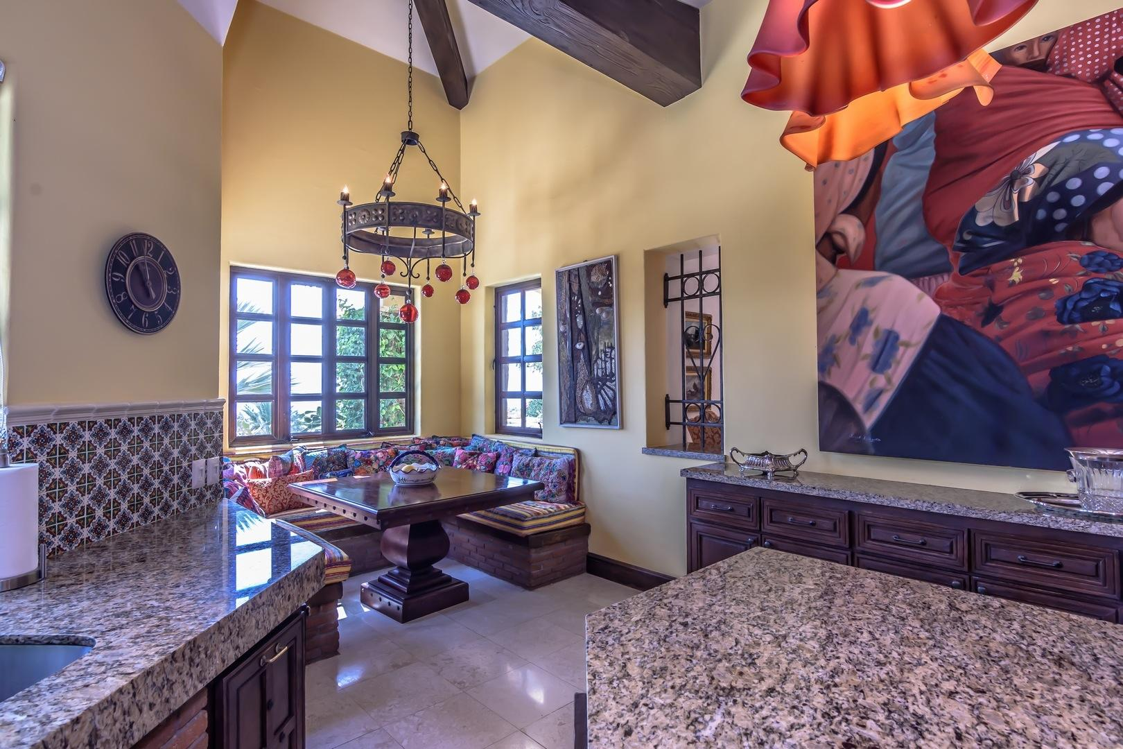 San Jose Corridor, 4 Bedrooms Bedrooms, ,4 BathroomsBathrooms,House,For Sale,Casa Sirena,18-1806