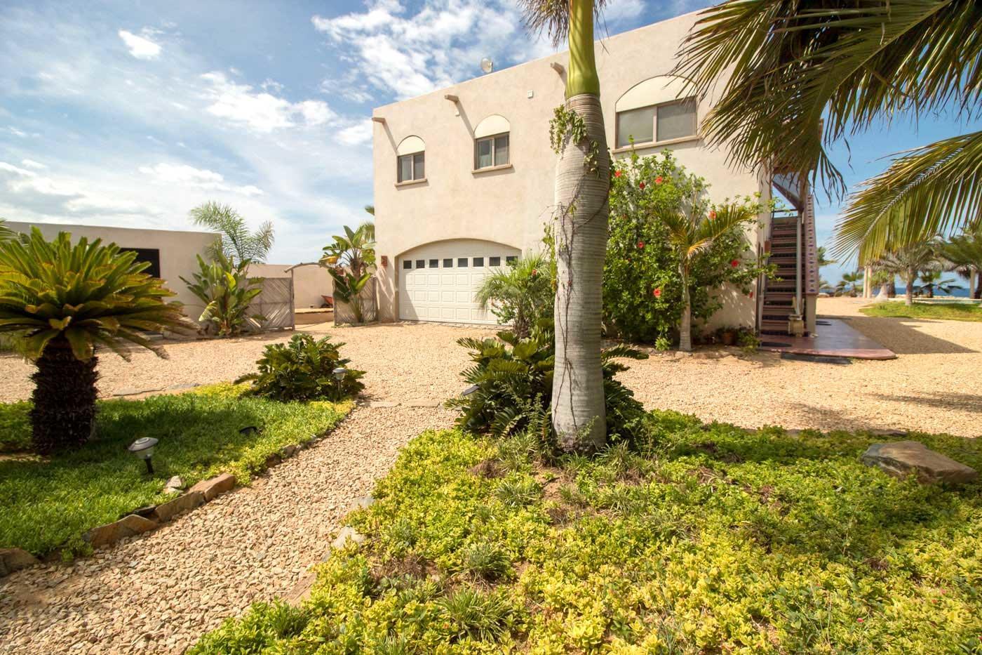 Rancho Nuevo Beachfront Home