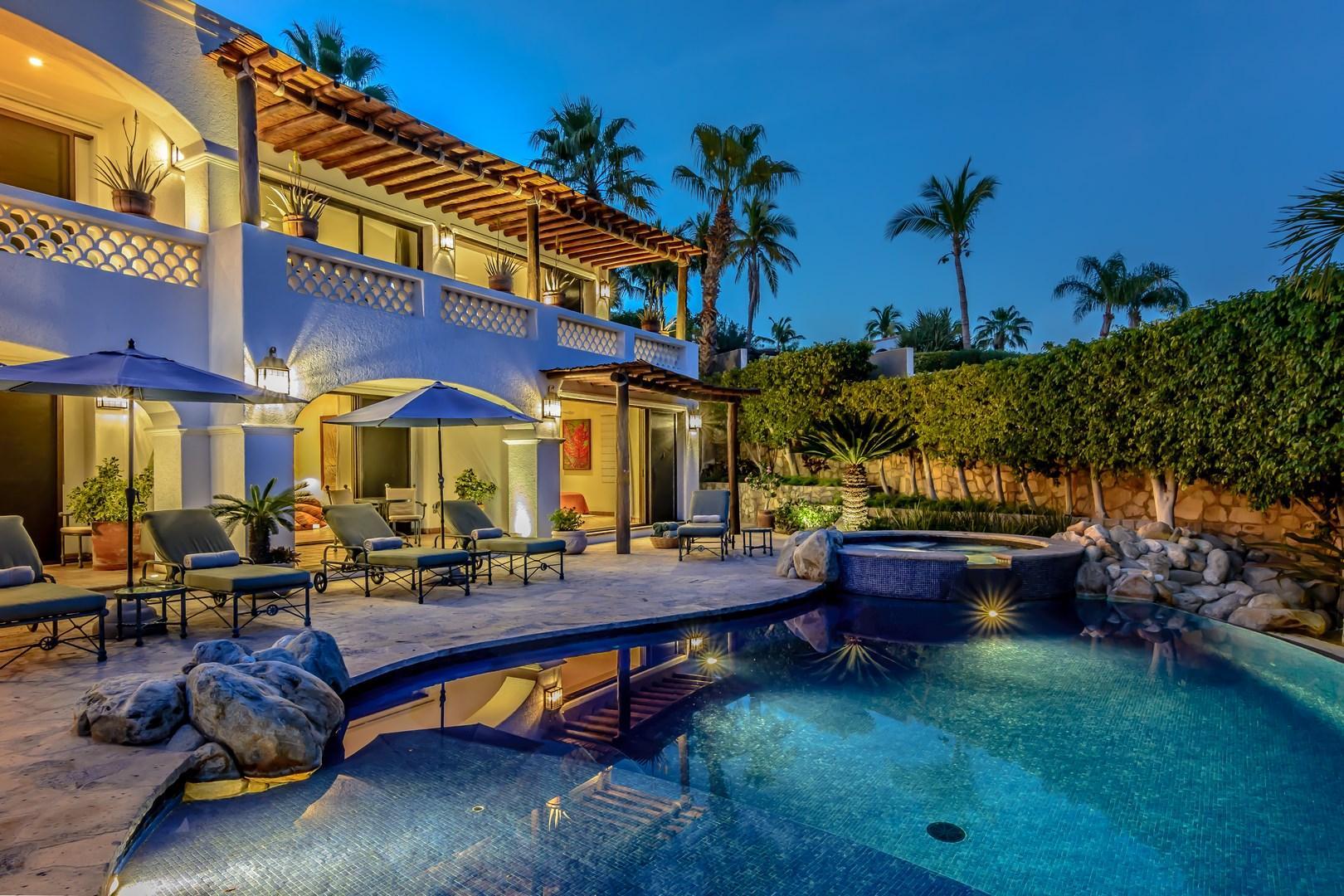 San Jose Corridor, 6 Bedrooms Bedrooms, ,5 BathroomsBathrooms,House,For Sale,Lot 31 Caleta,18-2243