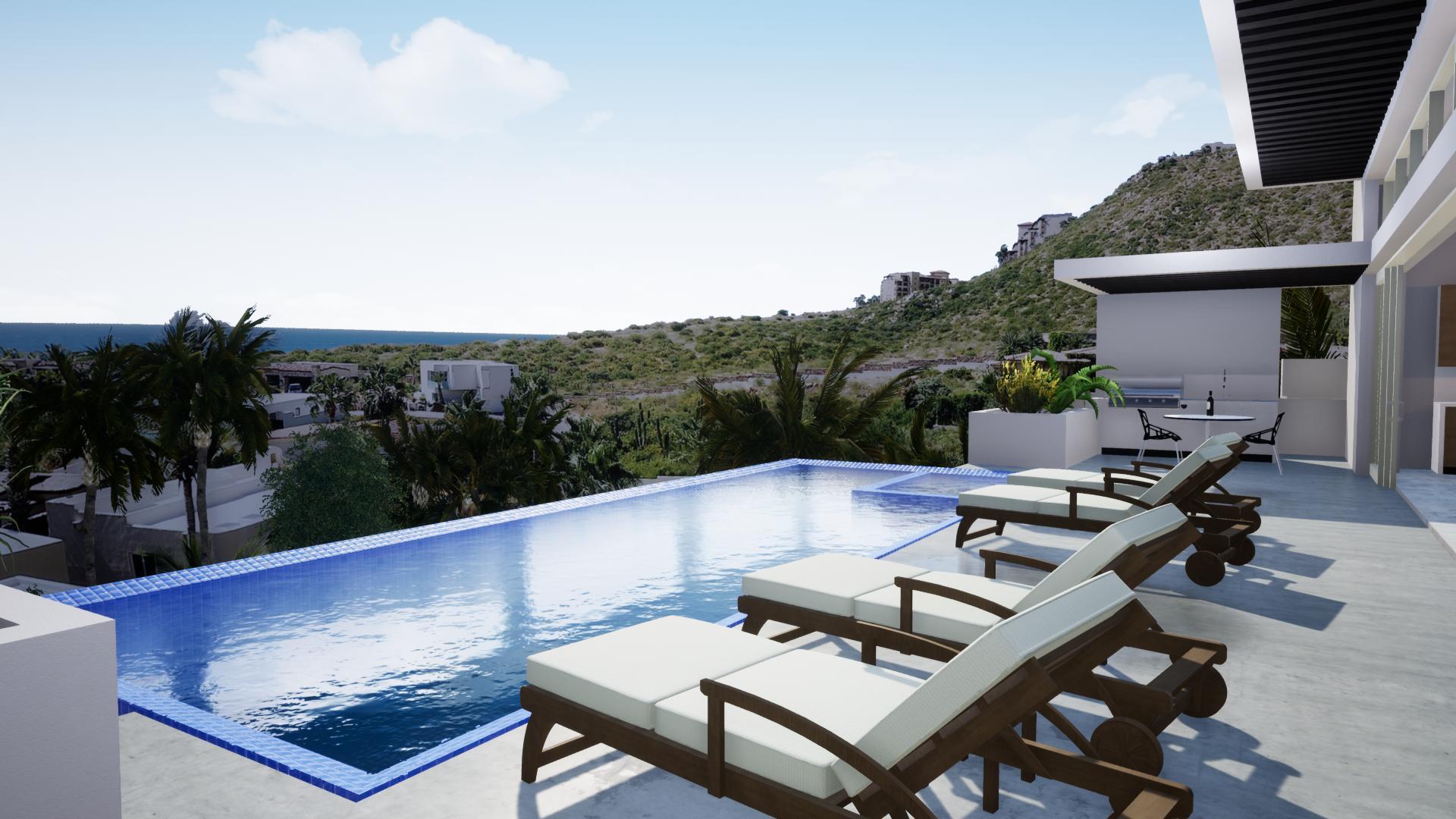 Cabo San Lucas, 5 Bedrooms Bedrooms, ,5 BathroomsBathrooms,House,For Sale,Callejon del Angel,18-2555