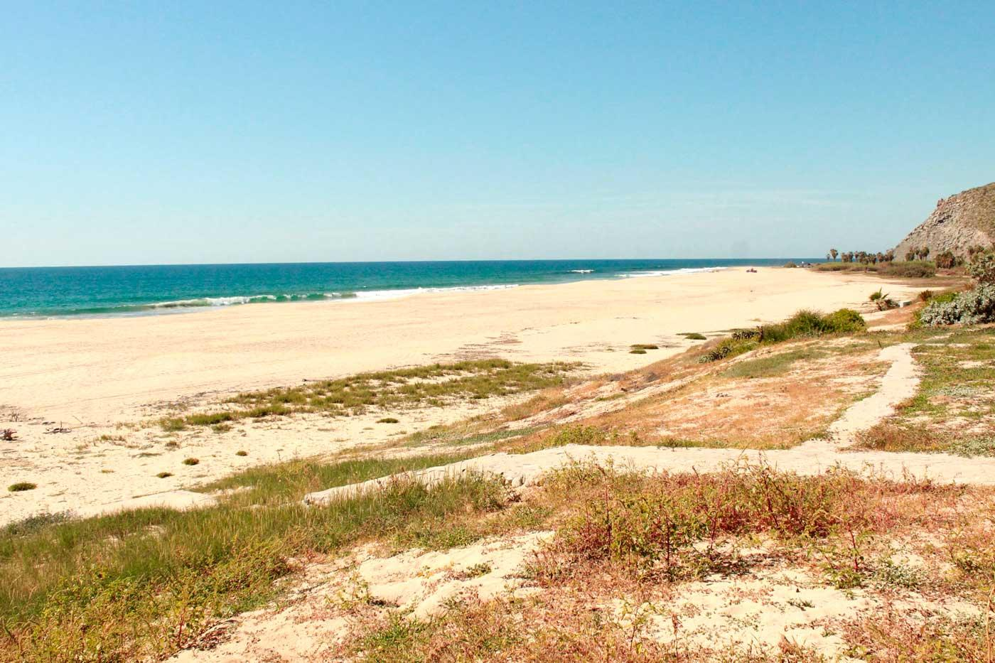 San Pedrito Double Beachfront