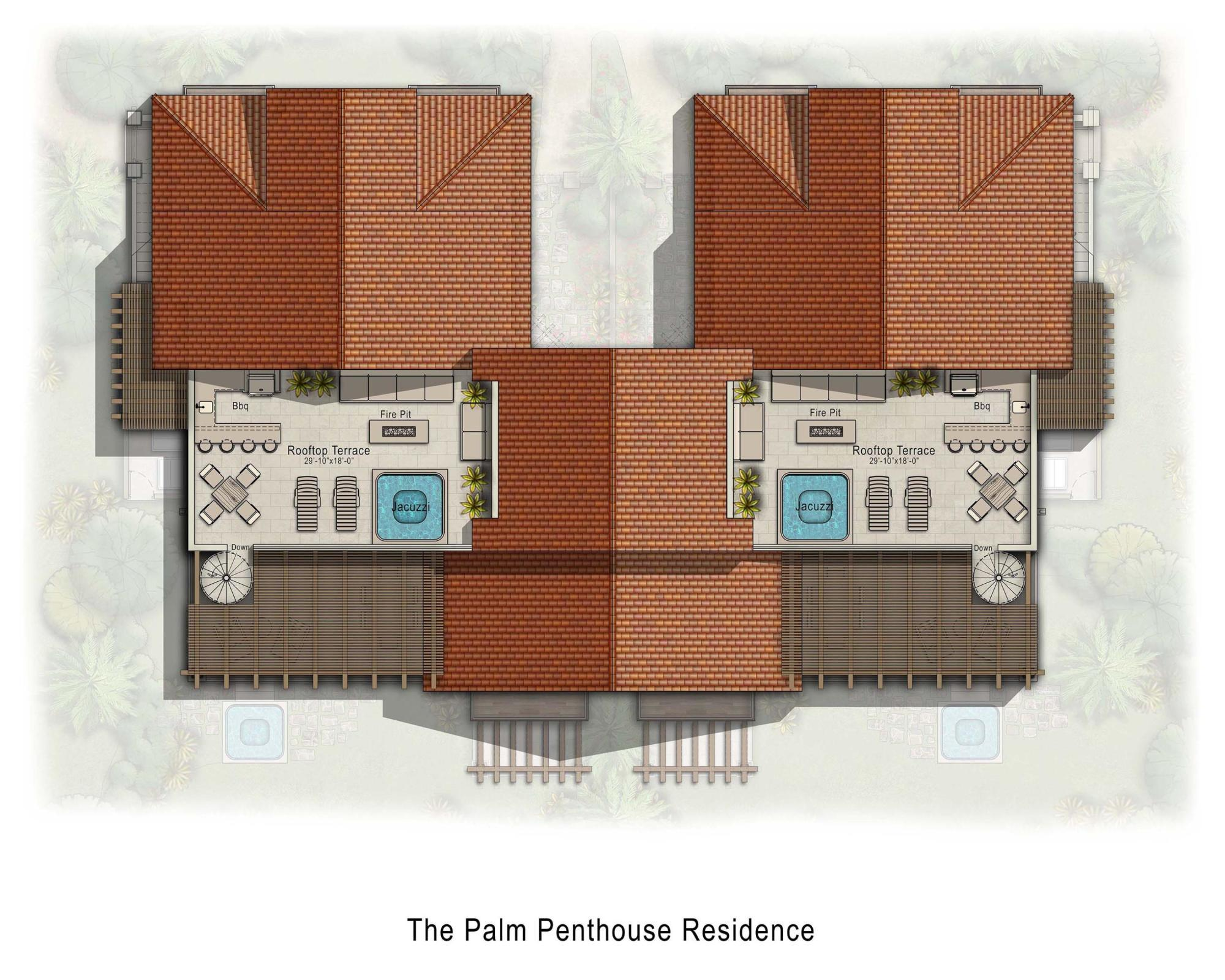 The Palm Penthouse Residence-4