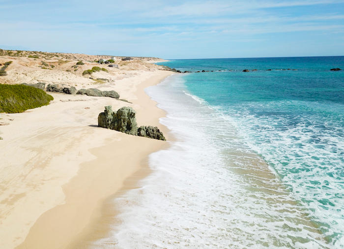 Nine Palms Beach Piedra Verde-1