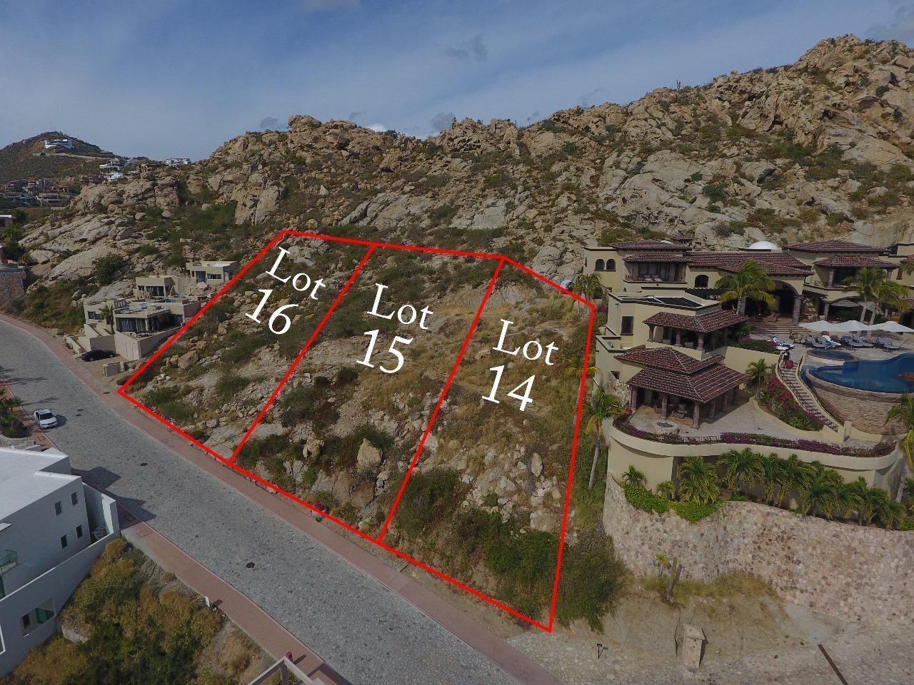 Cabo San Lucas, ,Land,For Sale,Camino del mar,18-2973