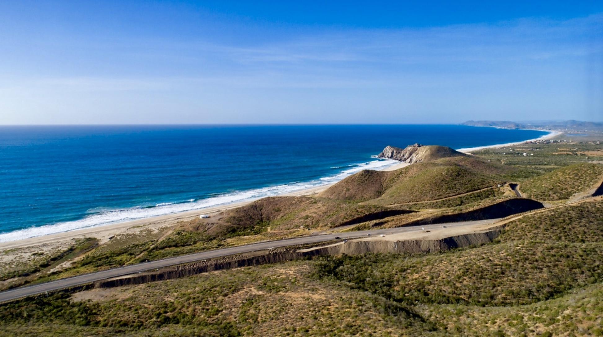 Pacific, ,Land,For Sale,Carr.Transp. La Paz- Todos S.,19-237