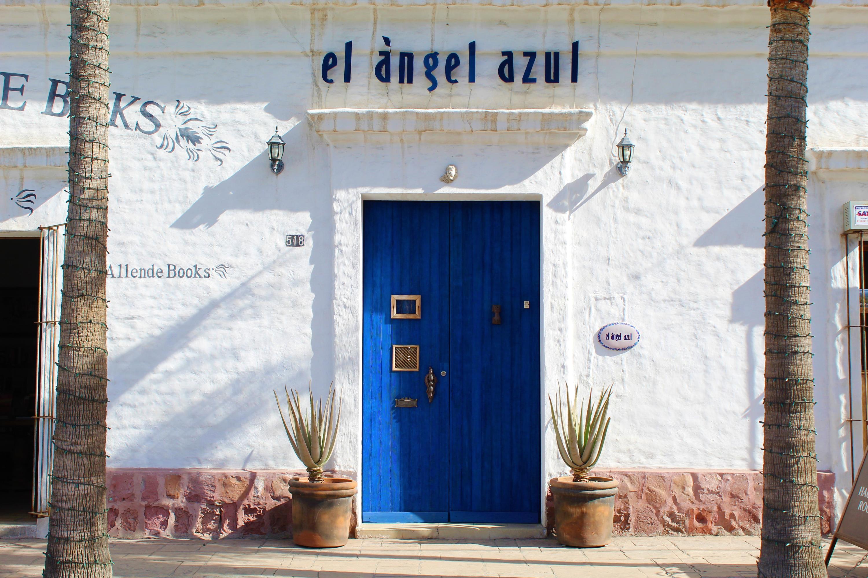 El Angel Azul-87