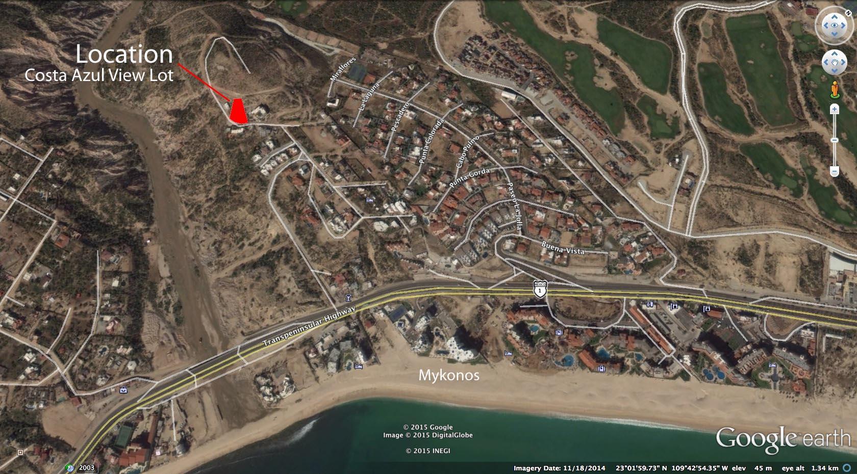 San Jose del Cabo, ,Land,For Sale,Olas Altas,19-362