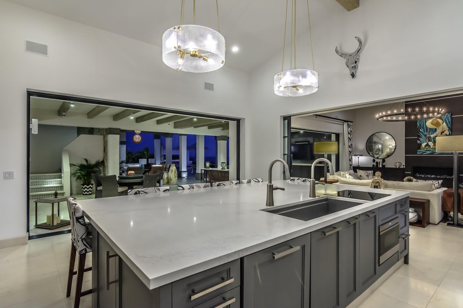 San Jose del Cabo, 5 Bedrooms Bedrooms, ,5 BathroomsBathrooms,House,For Sale,Avenida Padre Kino,19-579