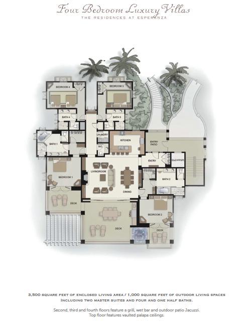 Esperanza Resort Villa 703-10