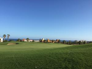 Cabo real golf/ocean