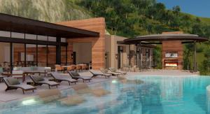 La Montana, Villa 8