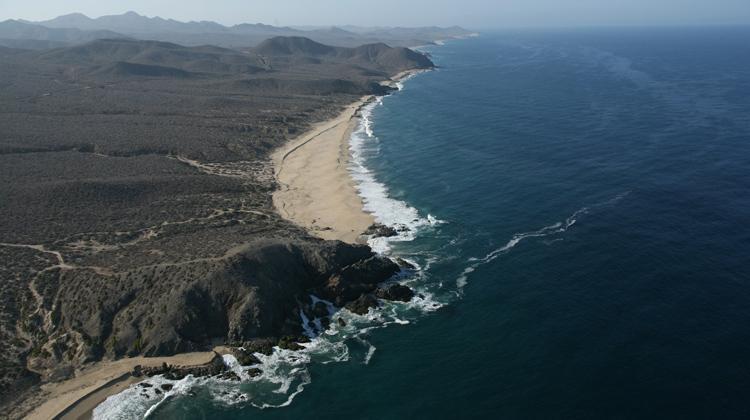 Ocean front dev.