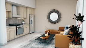 Pacific, 1 Bedroom Bedrooms, ,1 BathroomBathrooms,Condo,For Sale,Walk-up Condos 1 Bed Penthouse,19-955