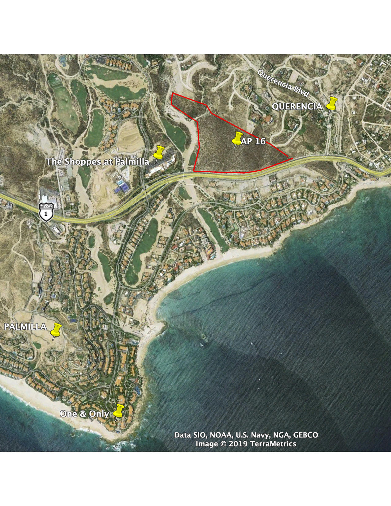 San Jose Corridor, ,Land,For Sale,Carretera Transpeninsular K 28,19-957