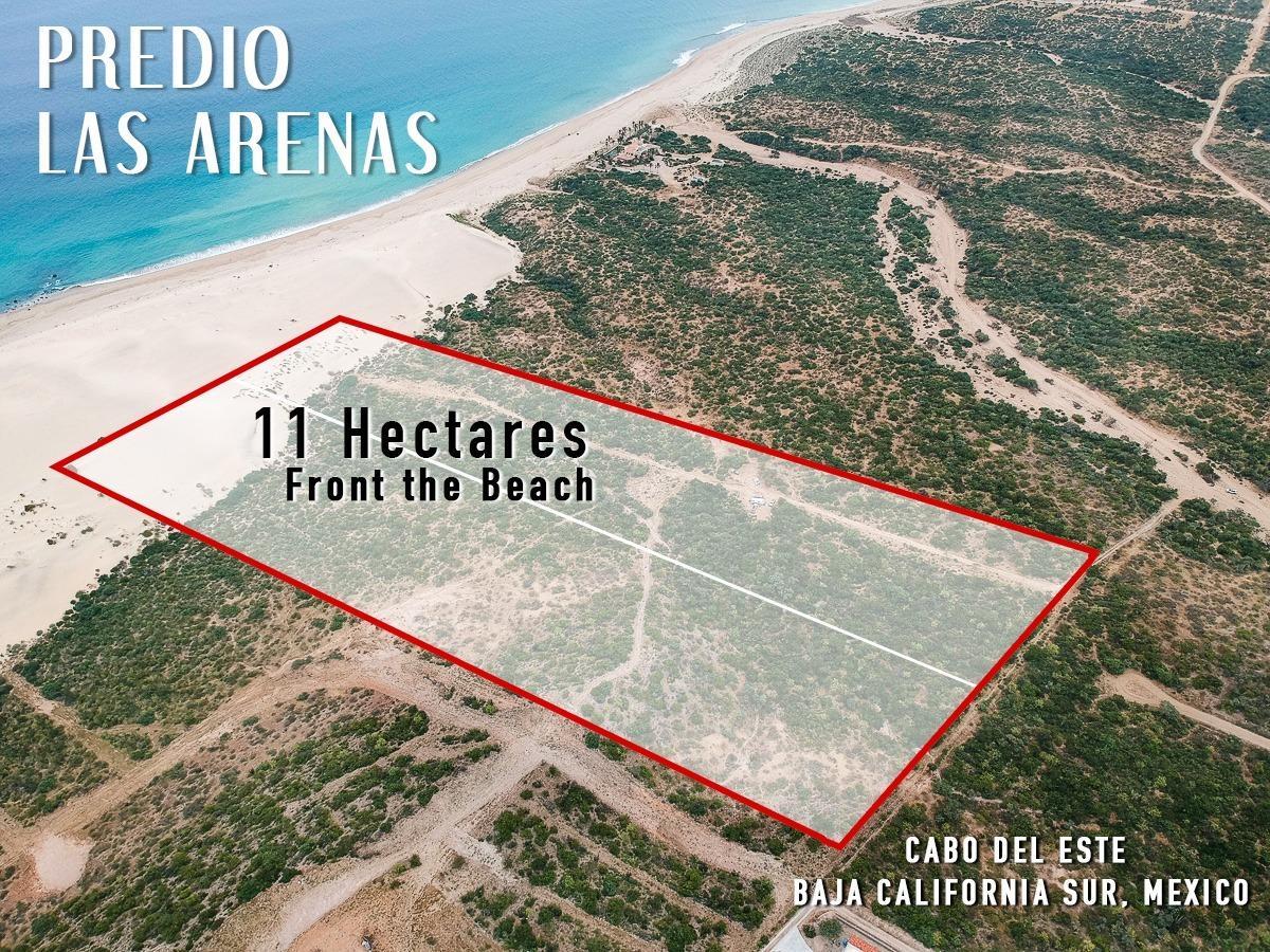 East Cape, ,Land,For Sale,Las arenas,19-999