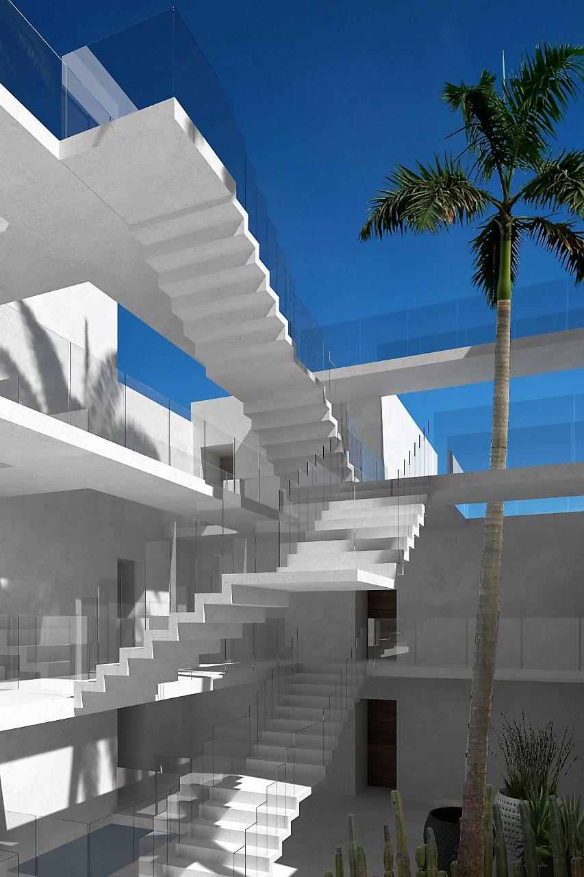 Cabo San Lucas, 3 Bedrooms Bedrooms, 4 Rooms Rooms,3 BathroomsBathrooms,Condo,For Sale,Camino del Colegio,19-1058