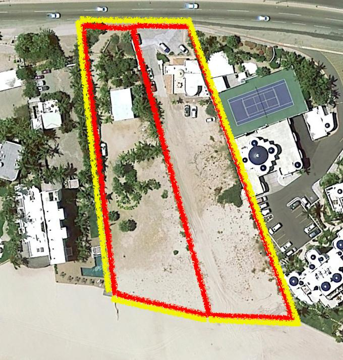 Prime Beachfront Developer Lot-7