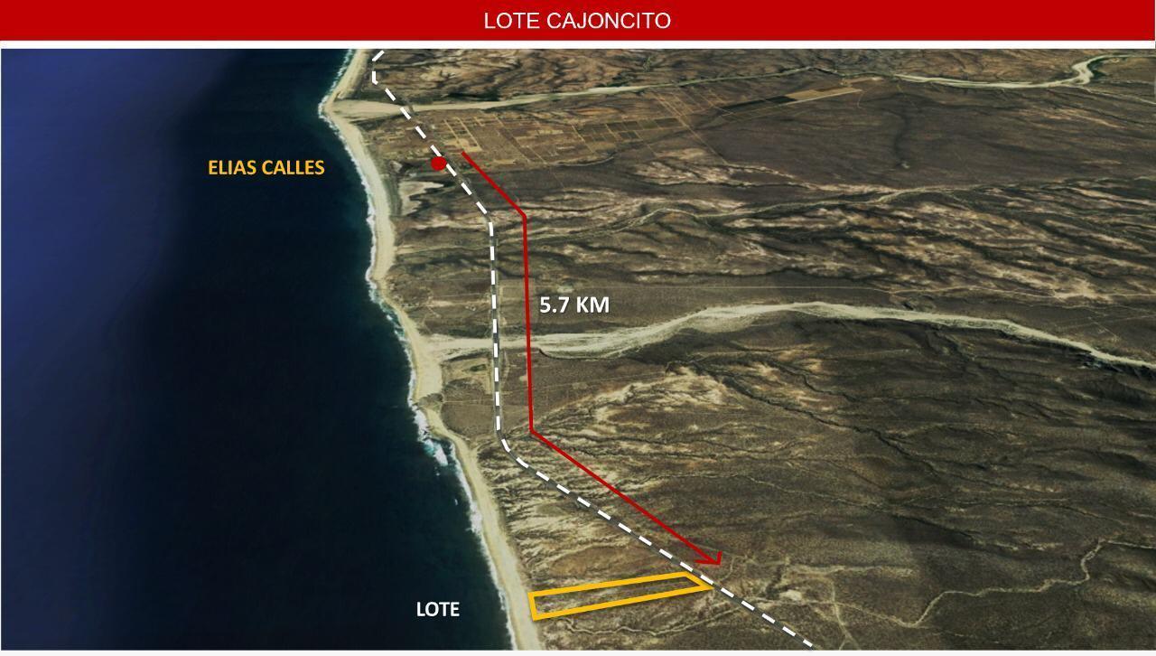 Pacific, ,Land,For Sale,Lote Cajoncito,19-1342