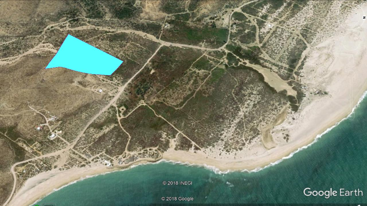 East Cape, ,Land,For Sale,CABO PULMO,19-1341