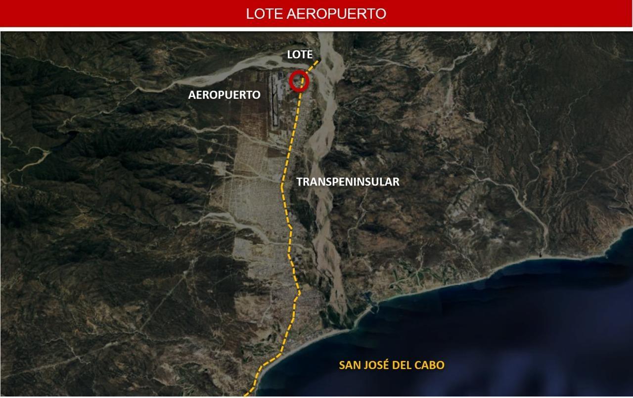 San Jose del Cabo, ,Land,For Sale,Aeropuerto,19-1364