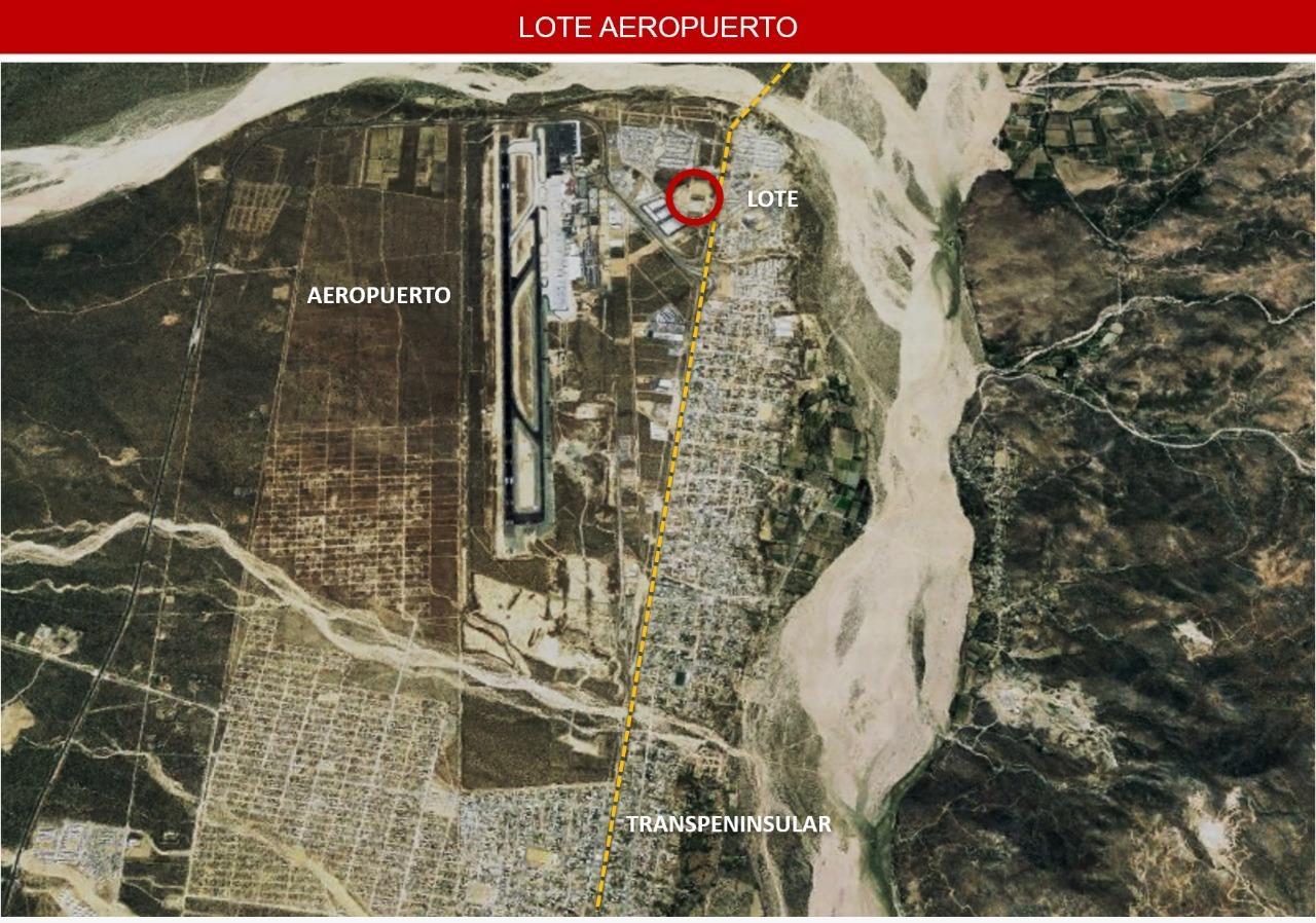 San Jose del Cabo, ,Land,For Sale,Aeropuerto,19-1365