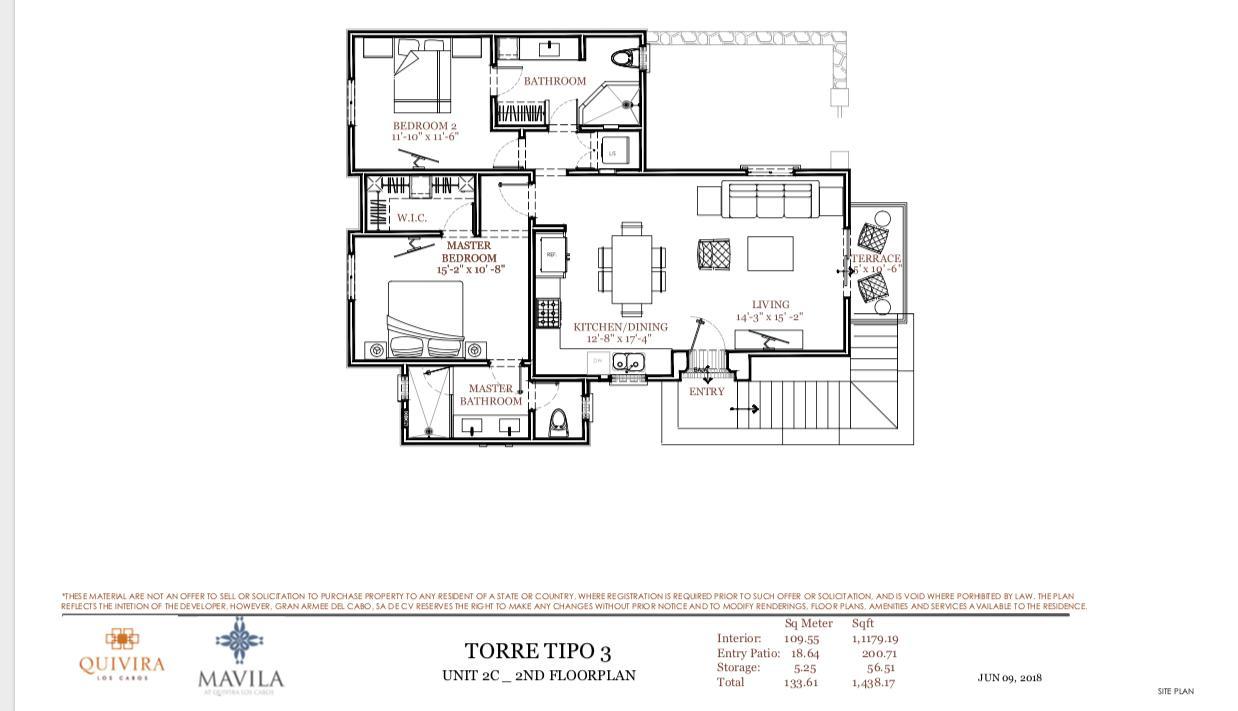 Pacific, 2 Bedrooms Bedrooms, ,2 BathroomsBathrooms,Condo,For Sale,Mavila,19-1435