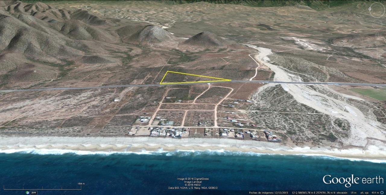Pacific, ,Land,For Sale,Carretera Transpeninsular,19-1469