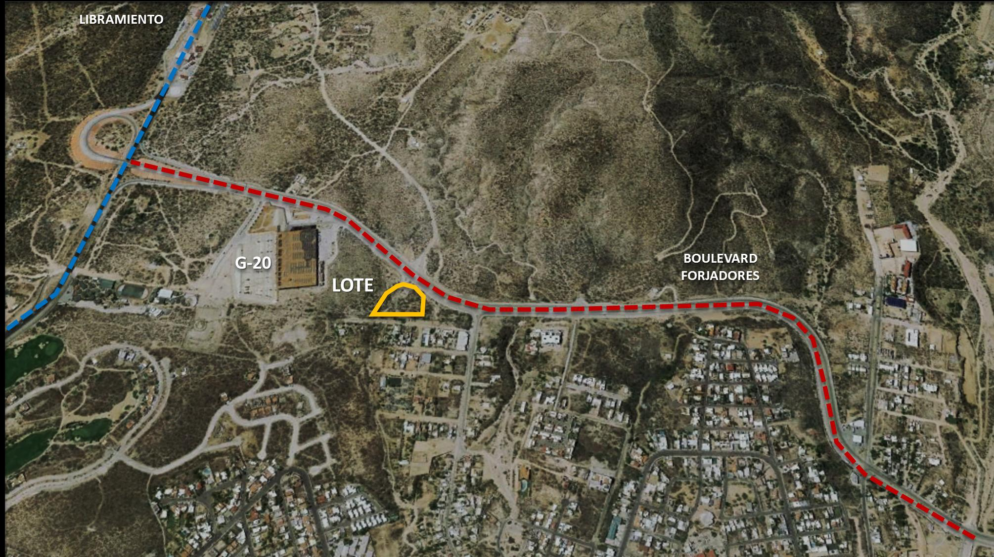 San Jose del Cabo, ,Land,For Sale,Blvd. Forjadores,19-1522