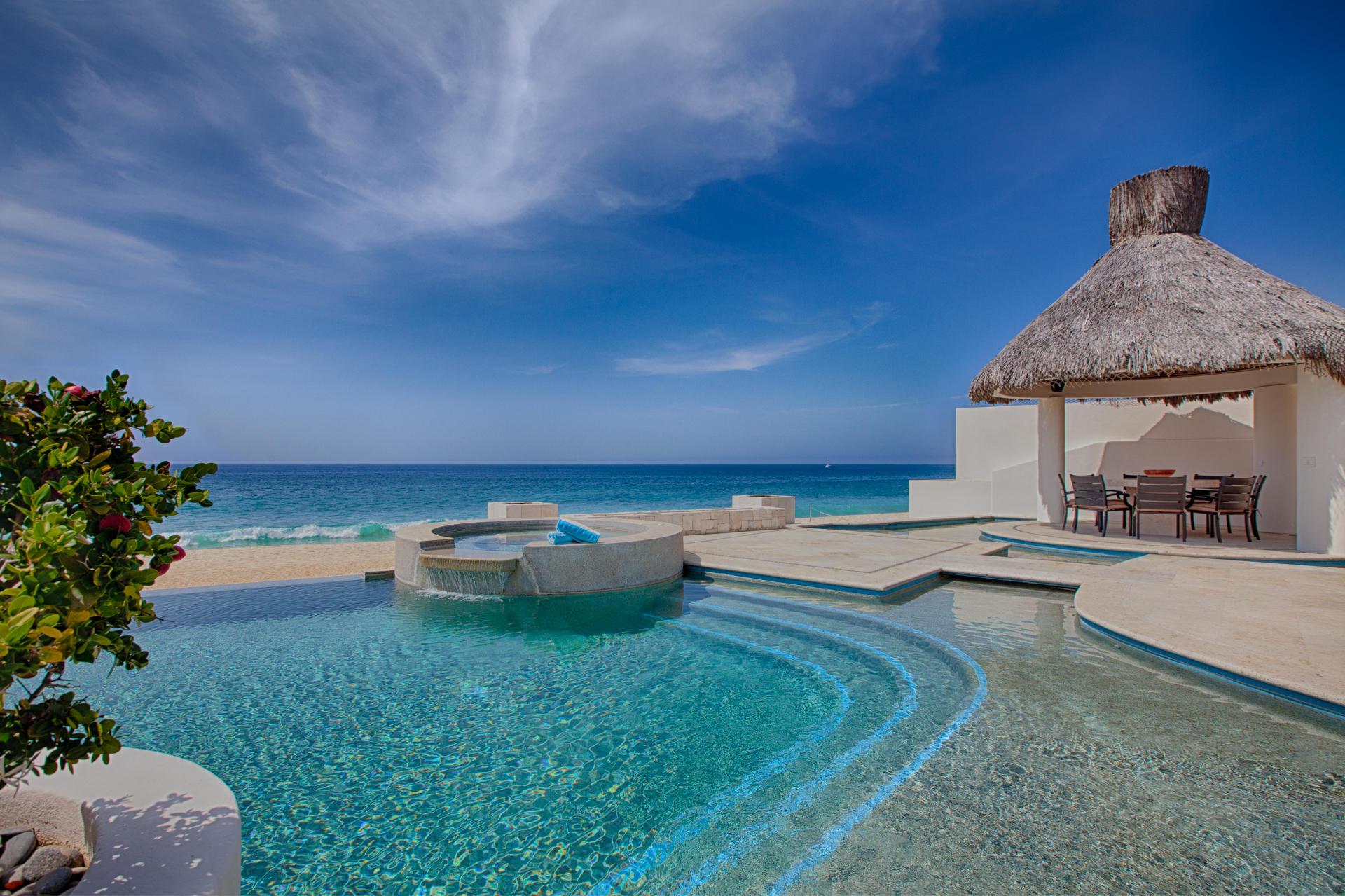 Oceanfront Villa Blue Sea-5