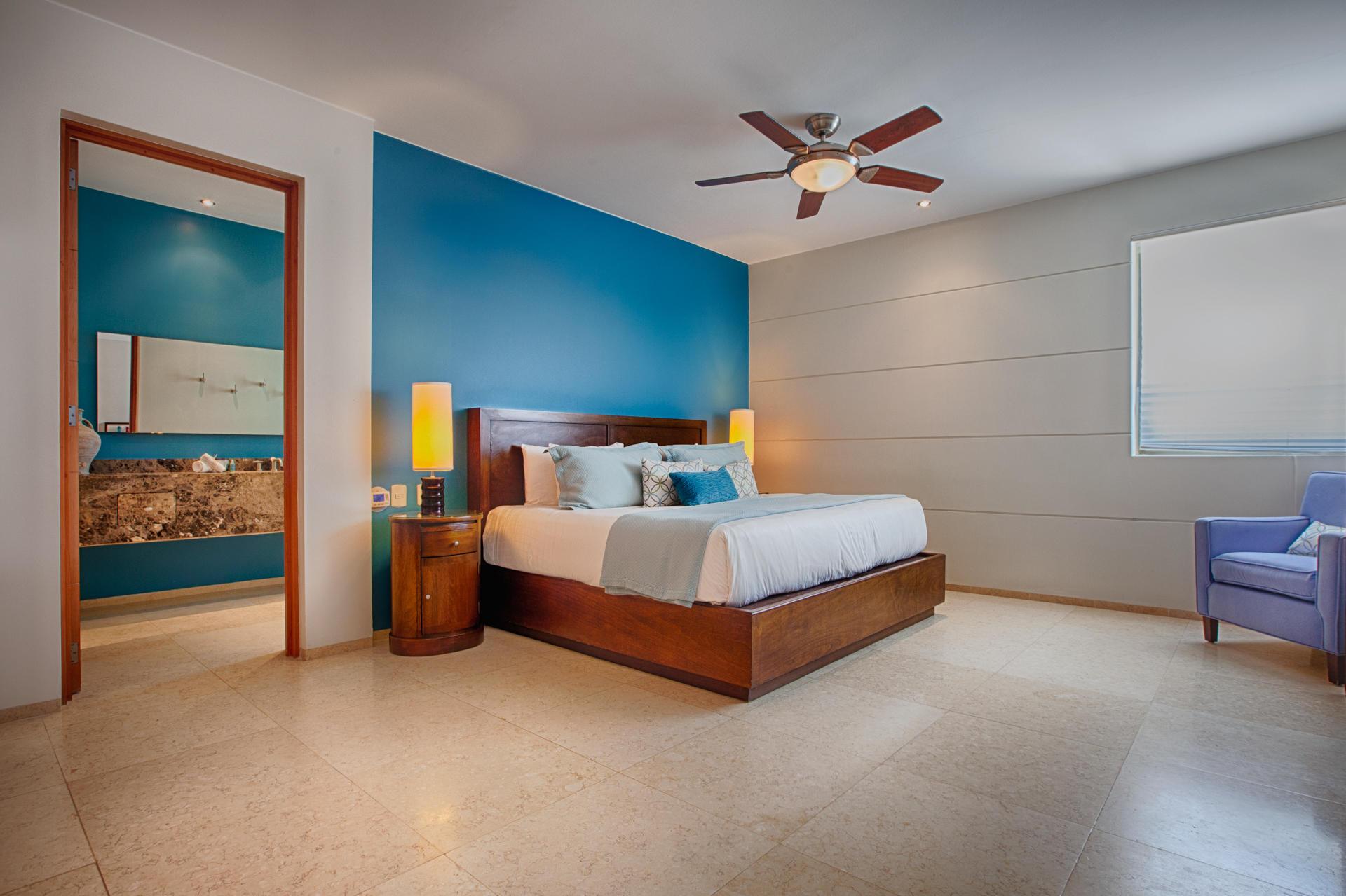 Oceanfront Villa Blue Sea-22