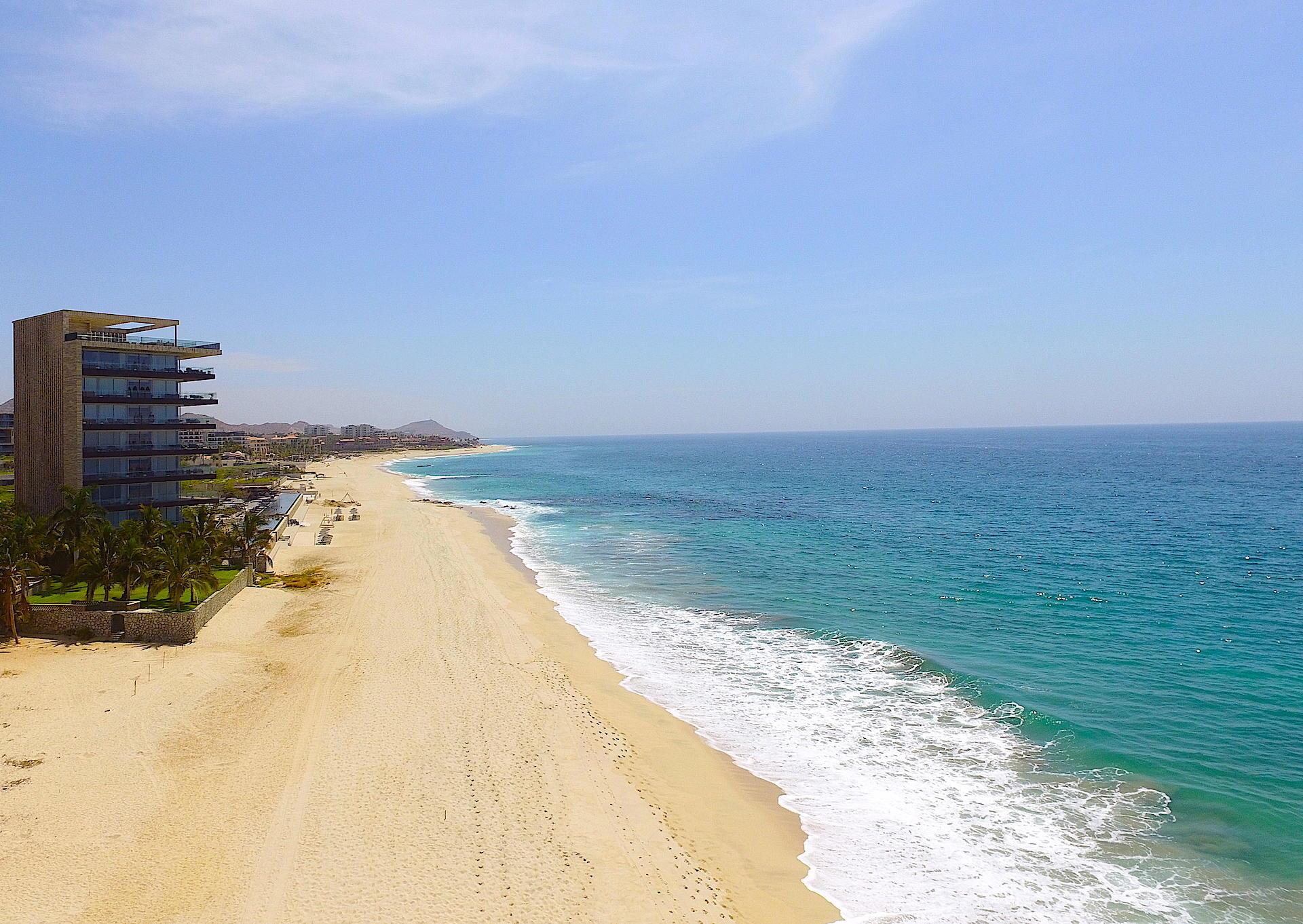 Oceanfront Villa Blue Sea-44