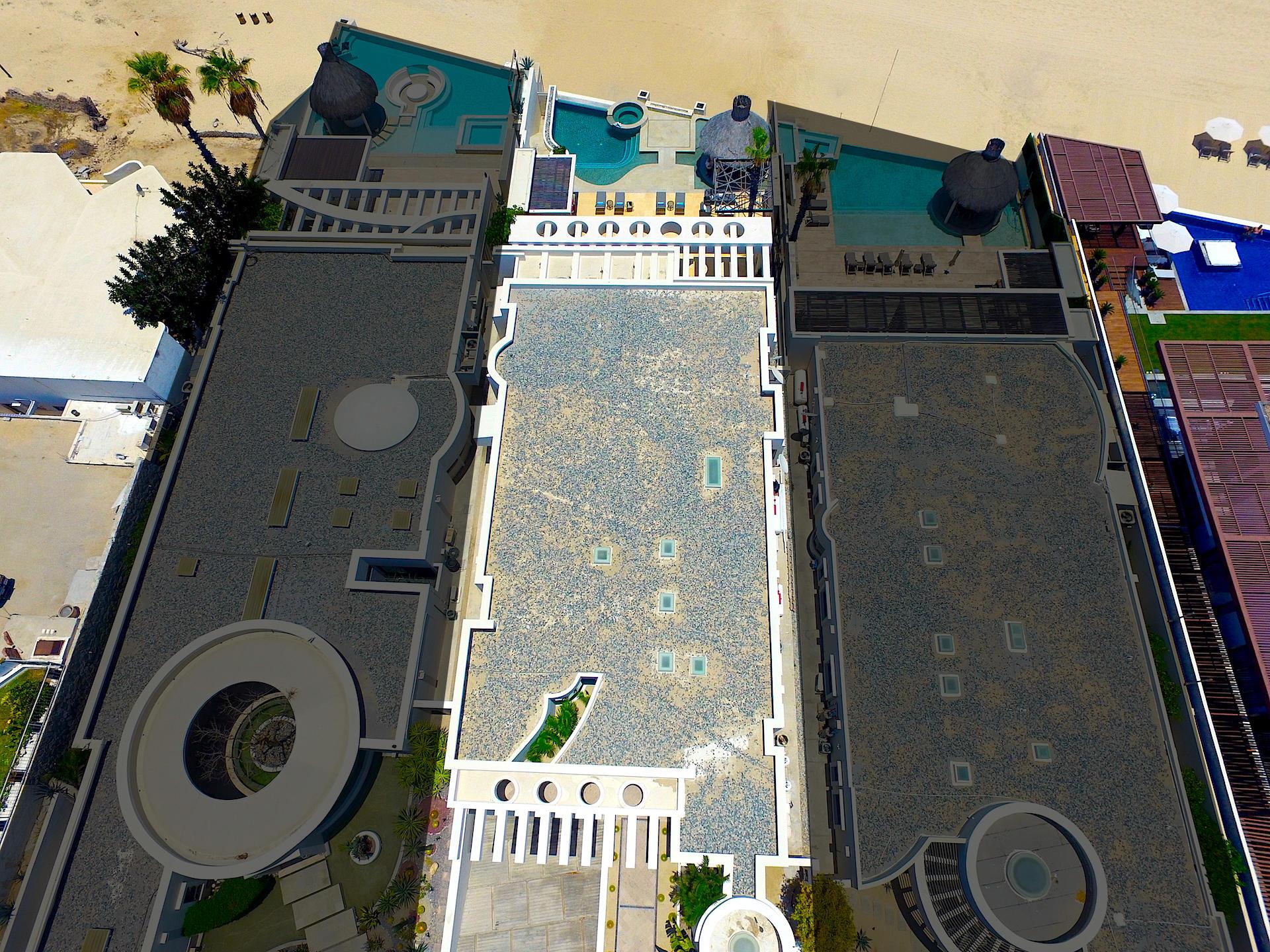 Oceanfront Villa Blue Sea-47