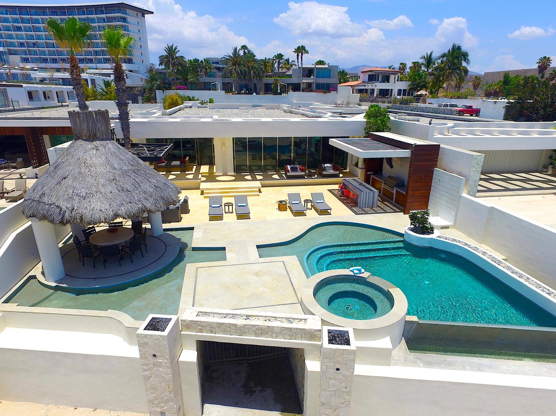 Oceanfront Villa Blue Sea-48