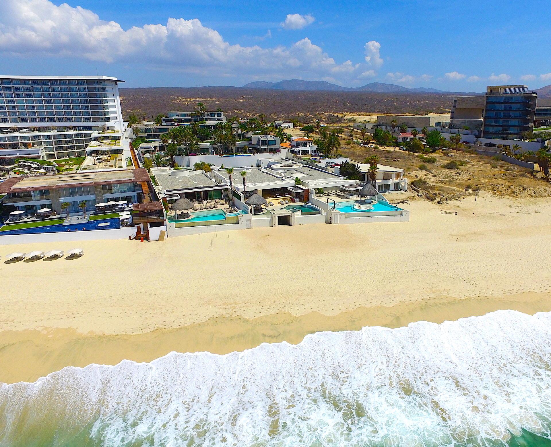 Oceanfront Villa Blue Sea-49