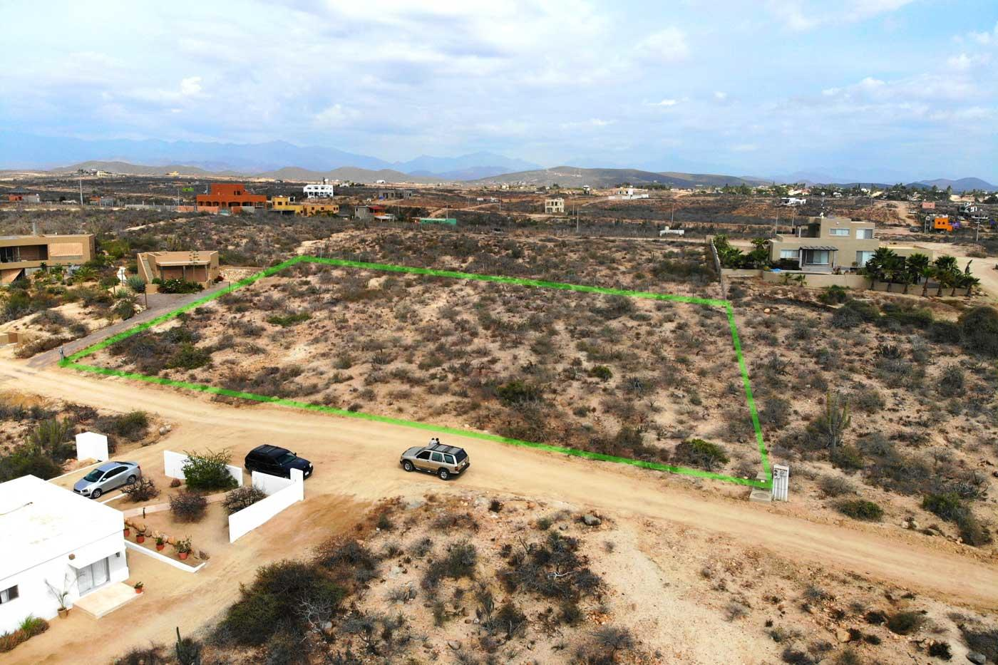 Pisces Real Estate | Land | Alta Vista Lots 0925 and 0927