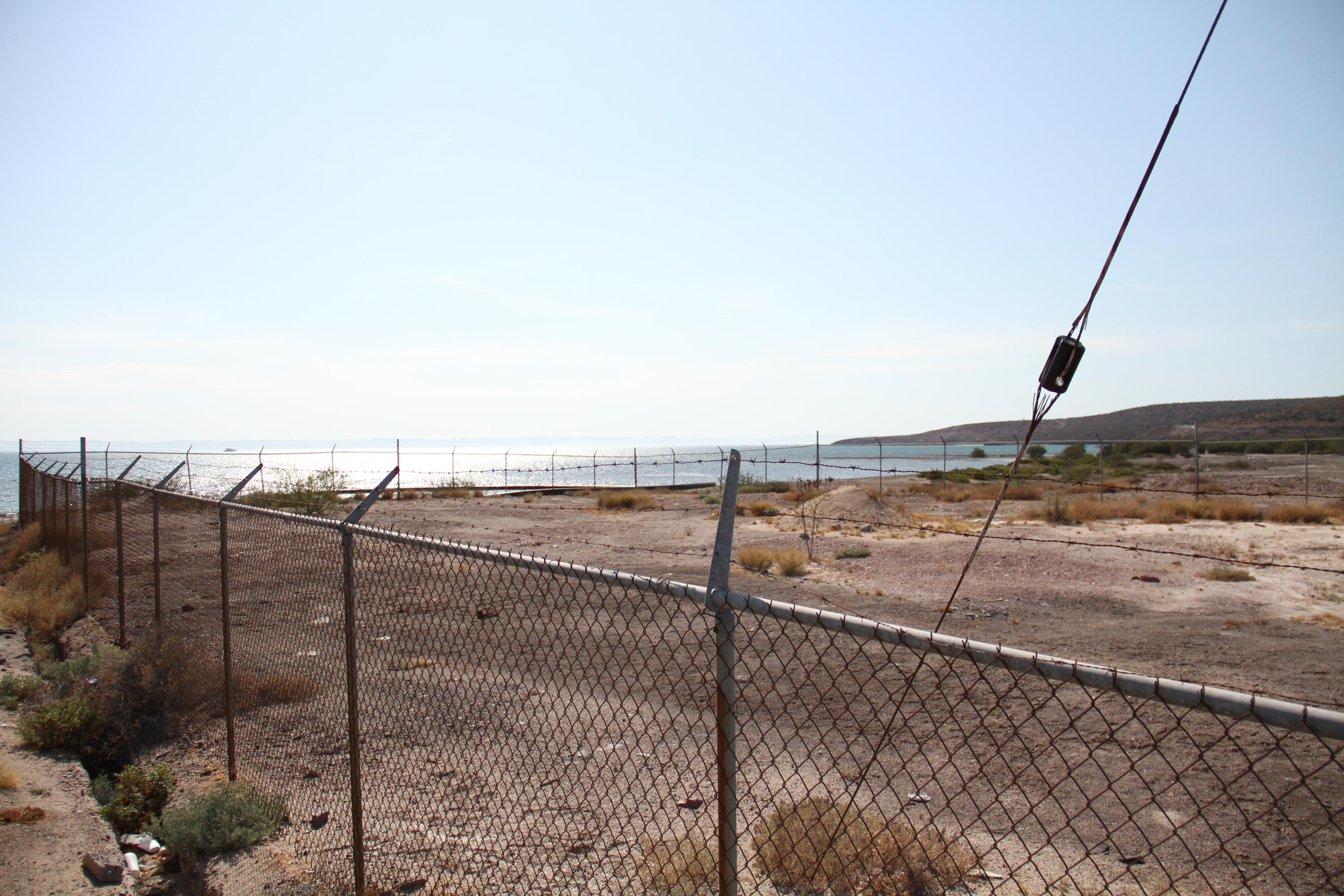 La Paz Bay Oceanfront lot-8