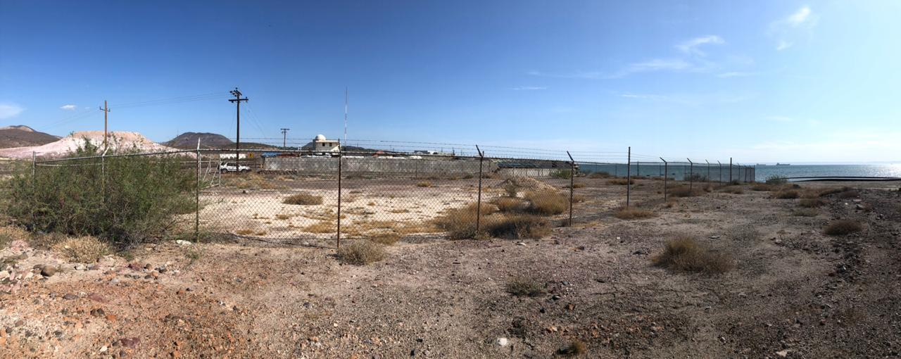 La Paz Bay Oceanfront lot-9