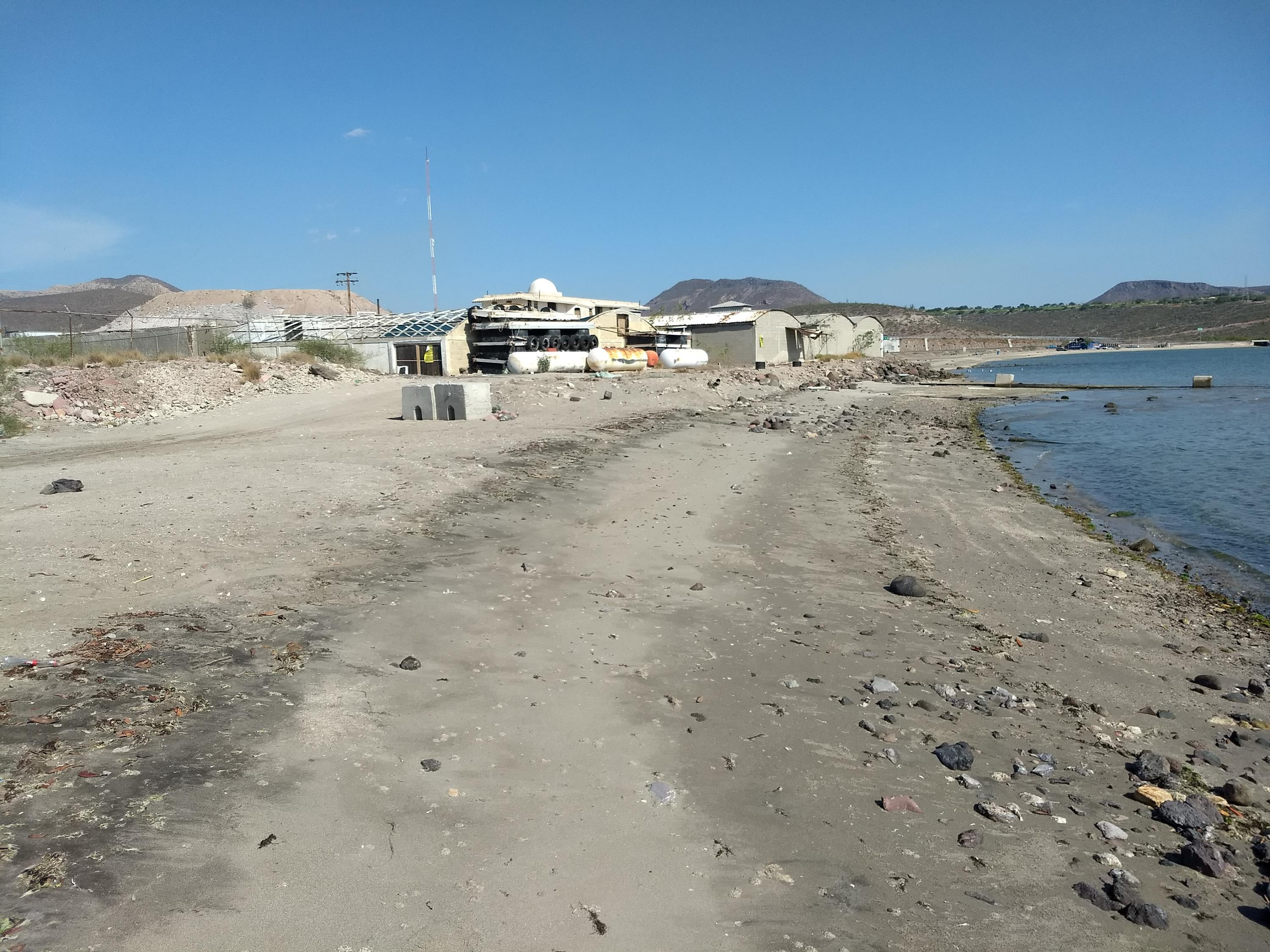 La Paz Bay Oceanfront lot-5