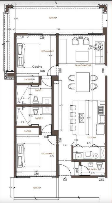 2 Bdrm Rooftop Deck Financing-1