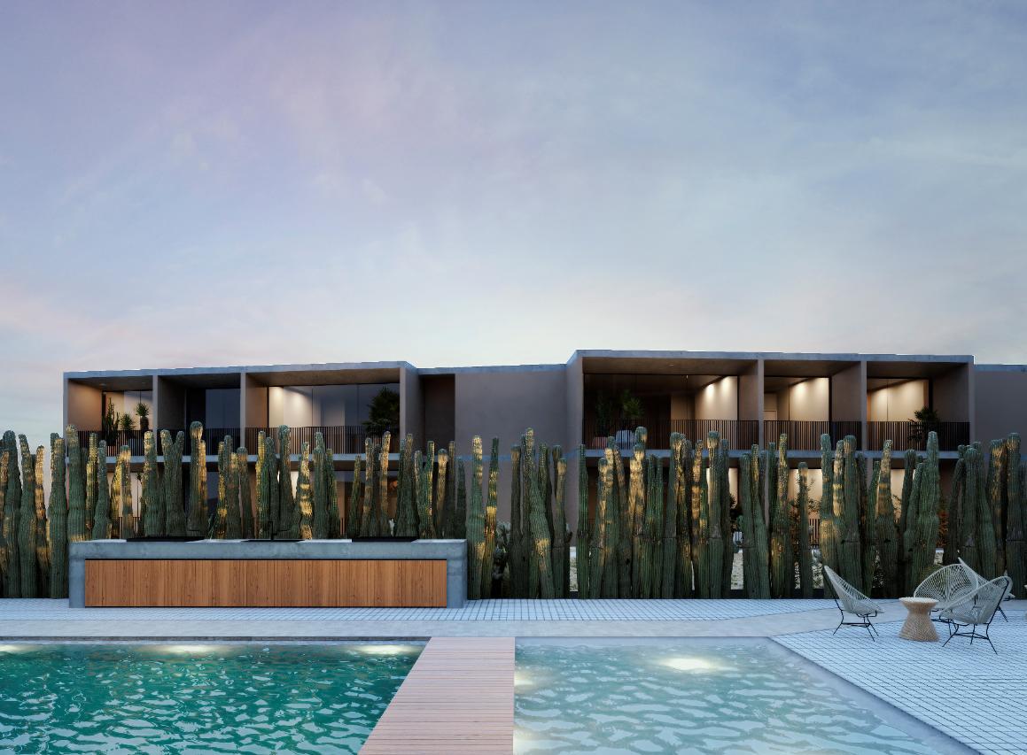 Cabo San Lucas, 2 Bedrooms Bedrooms, ,2 BathroomsBathrooms,Condo,For Sale,Via de Lerry,19-2945