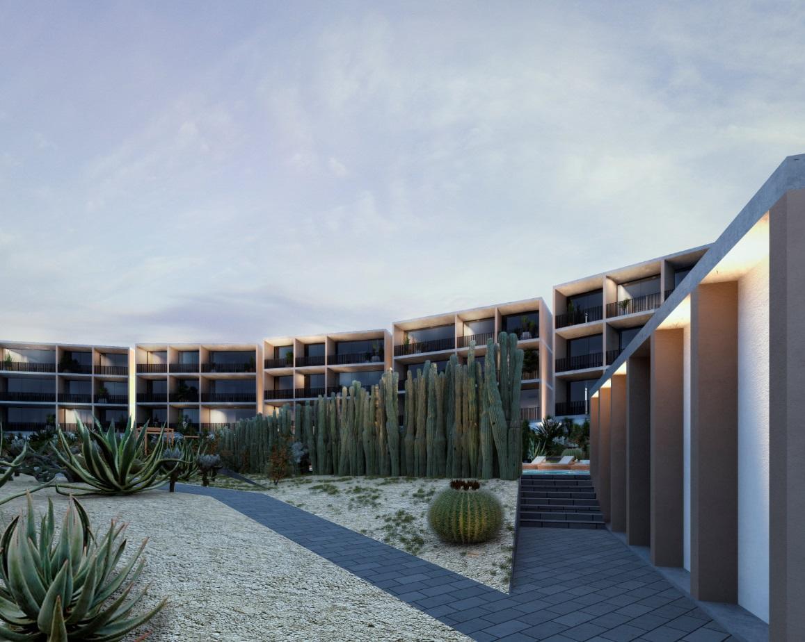 Cabo San Lucas, 2 Bedrooms Bedrooms, ,2 BathroomsBathrooms,Condo,For Sale,Via de Lerry,19-2943