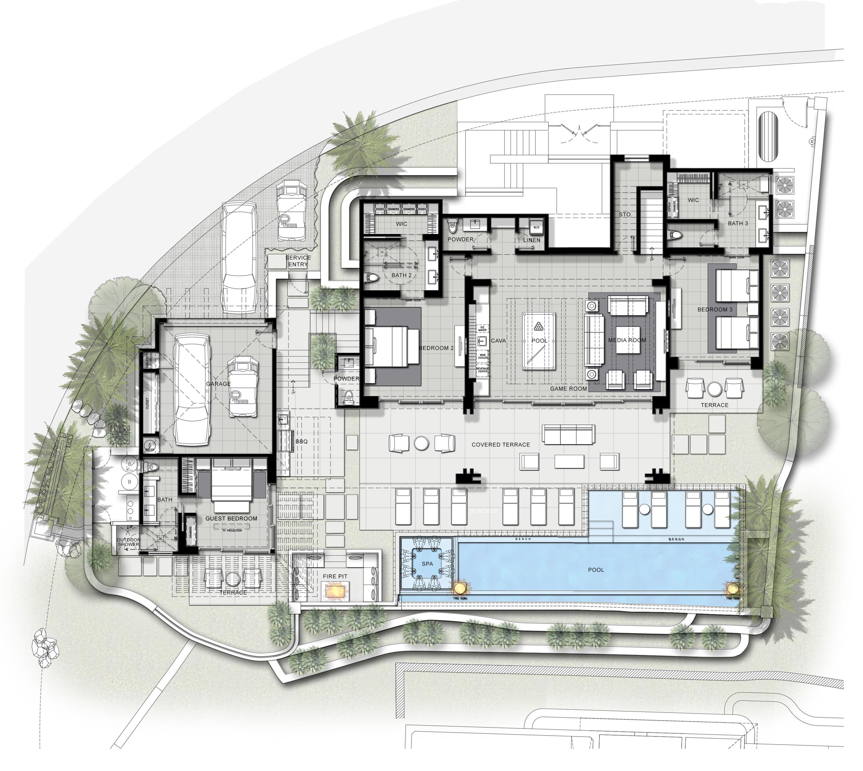 Villa 701-8