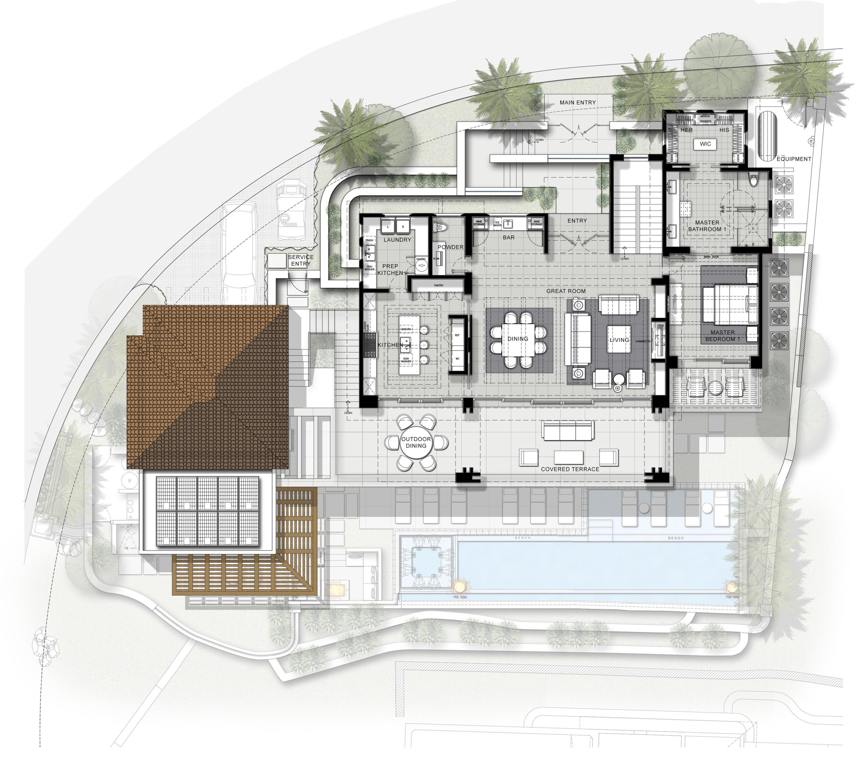 Villa 701-9