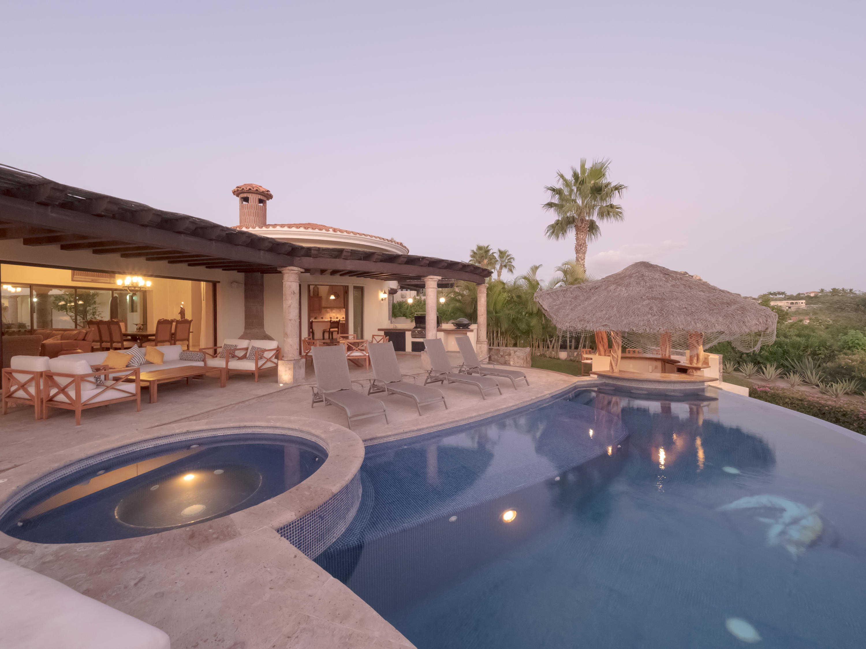 San Jose del Cabo, 5 Bedrooms Bedrooms, ,7 BathroomsBathrooms,House,For Sale,Padre Kino,19-3268