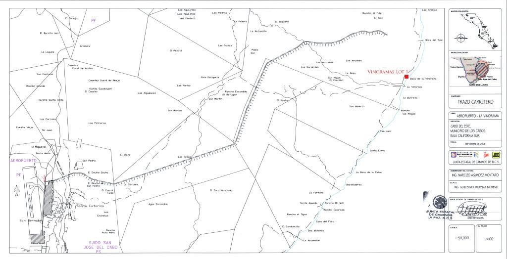 East Cape, ,Land,For Sale,Domicilio Conocido,19-3620