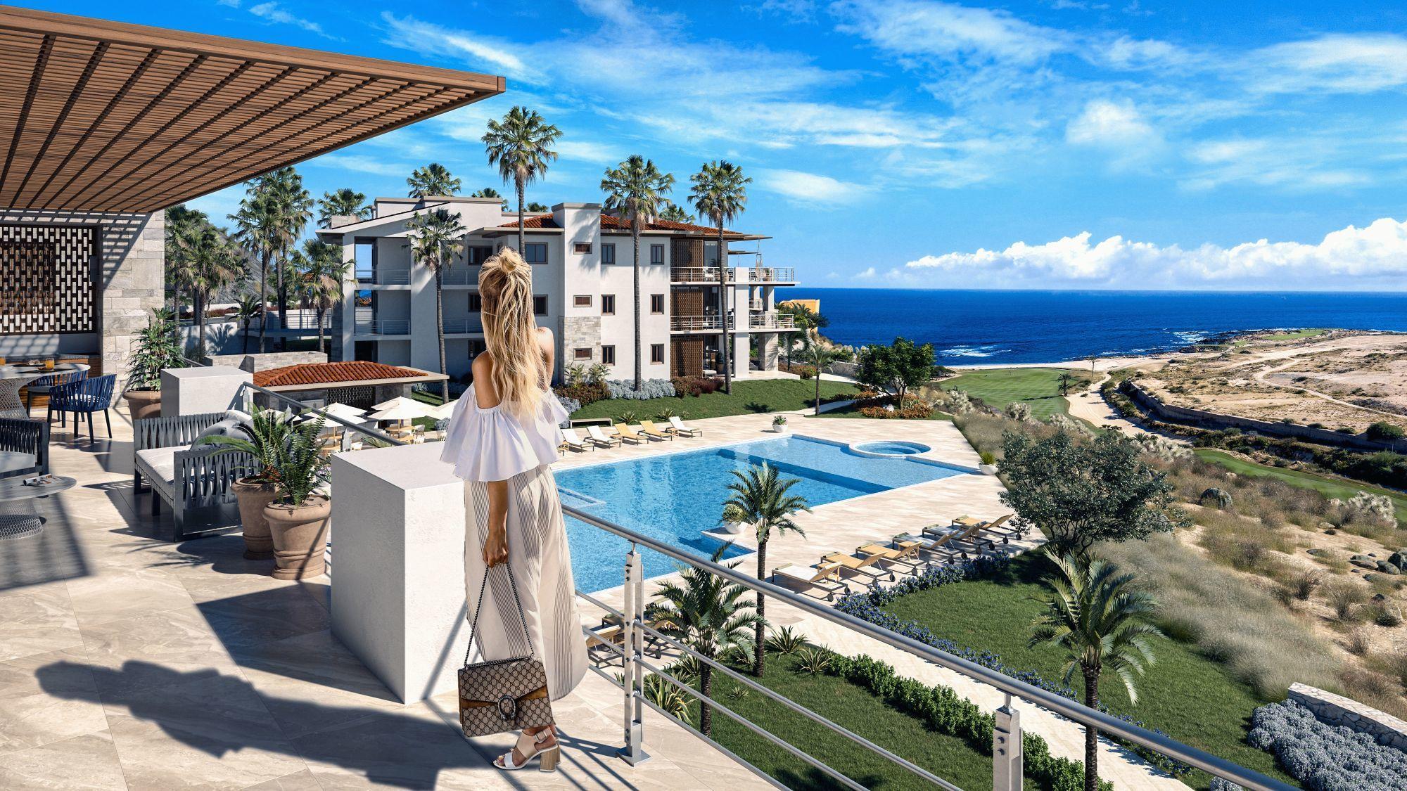 Cabo Corridor, 3 Bedrooms Bedrooms, ,3 BathroomsBathrooms,Condo,For Sale,Mar a Cielo Cabo del Sol,20-343