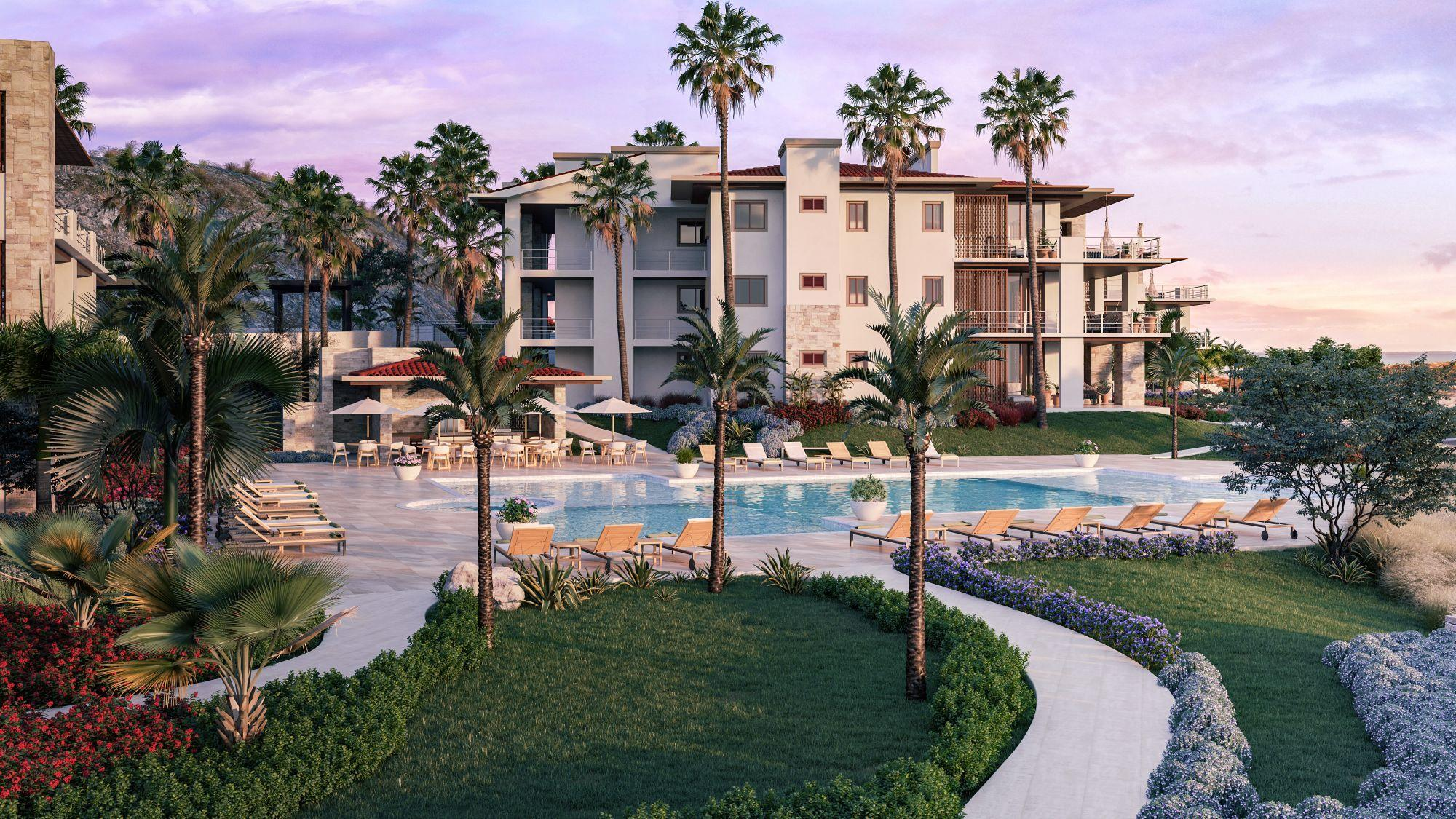 Cabo Corridor, 3 Bedrooms Bedrooms, ,3 BathroomsBathrooms,Condo,For Sale,Mar a Cielo Cabo del Sol,20-344